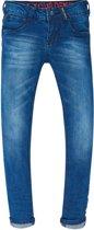 Retour Jeans Jongens Broek - Medium blue denim - Maat 116