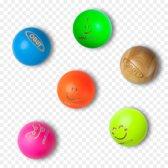 Obut Buts voor jeu de boule- 5 kleuren + 1 natural colour