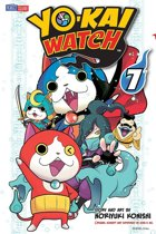 YO-KAI WATCH, Vol. 7