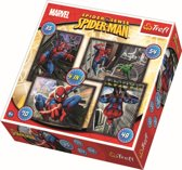 Puzzles - 4in1 - Spiderman / Disney Marvel Spiderman Legpuzzel