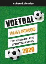 De Lantaarn scheurkalender 2020 - Voetbal