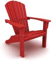 Loggerhead Muskoka / adirondack chair cherry