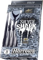 Harrows Steeltip Silver Shark 21 GR