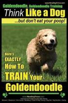 Goldendoodle, Goldendoodle Training - Think Like a Dog But Don't Eat Your Poop!