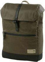 Hex Alliance Backpack Grid Olive Coated Rugzak