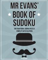 Mr Evans' Book Of Sudoku