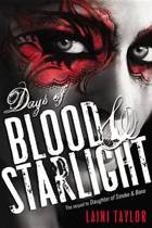 Omslag van 'Days of Blood & Starlight'