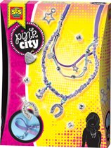 SES Pink City laagjesketting