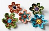 gehaakte bloemen clicks