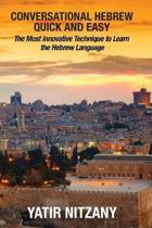 Conversational Hebrew Quick and Easy