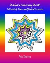 Baha'i Adult Coloring Book