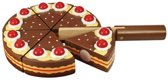 Bigjigs - Taart - Chocolade