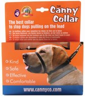 Canny Collar Zwart NR 4 - 38-43 cm