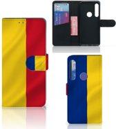 Bookstyle Case Motorola One Macro Roemenië