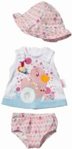 Zapf Creations Baby Born Fashion Collection Kledingset Blauw