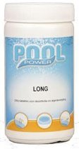 Pool Power long 200 gr. 1 kg chloortabletten