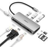 USB-C Hub voor MacBook (Thunderbolt 3) met 4K HDMI