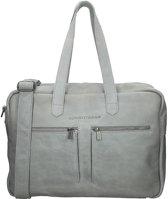 Cowboysbag Bag Kyle Schoudertas - 15 inch Laptoptas - Grey