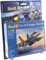 Revell Modelset F/A-18e Super
