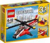 LEGO Creator Rode Helikopter - 31057