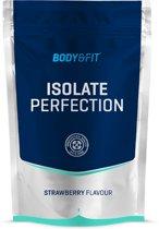 Body & Fit Isolaat Perfection - Eiwitpoeder / Eiwitshake - 750 gram - Strawberry sensation