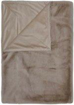 Essenza Furry - Plaid - 150x200 cm - Taupe