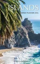 Islands Weekly Planner 2016
