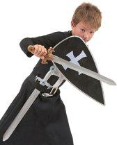 Ridder outfit met accessoires voor kinderen - Verkleedkleding - One size