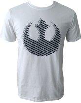 Merchandising STAR WARS REBEL - T-Shirt Rebel Logo - (XL)
