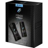 Axe - Alaska - Geschenkset - deodorant 150 ml + douchegel 250 ml