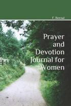 Prayer and Devotion Journal for Women