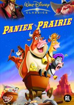 Walt Disney - Paniek Op De Prairie