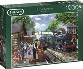 Jumbo Falcon Steam Express puzzel 1000 stukjes