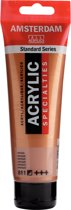 Amsterdam Standard acrylverf tube 120ml - Brons - halfdekkend