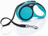 Flexi New Comfort Hondenriem - Blauw - XS - 3M