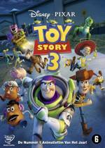 DVD cover van Toy Story 3
