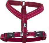 hurtta casual Y-harness rood lingon