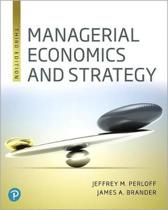 Mylab Economics with Pearson Etext -- Access Card -- For Managerial Economics and Strategy