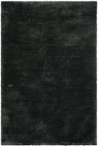Extra zachte shaggy vloerkleed - Caribbean - Antraciet
