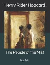 The People of the Mist: Large Print