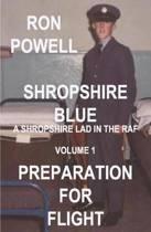 Shropshire Blue, a Shropshire Lad in the RAF