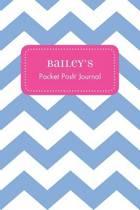 Bailey's Pocket Posh Journal, Chevron