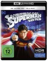 Superman I (Ultra HD Blu-ray & Blu-ray)
