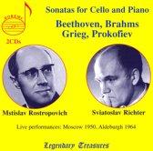 Grieg/Beethoven:Cello Sonatas