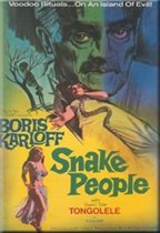 Various - Snake People (dvd)