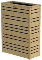 Hillhout - Flux bloembak Excellent 90 - Vuren - 70x30x90 cm