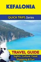 Kefalonia Travel Guide (Quick Trips Series)