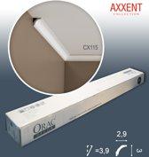 1 doos 10 Kroonlijsten Origineel Orac Decor CX115 AXXENT Plafondlijsten Sierlijsten 20 m