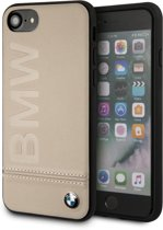 BMW hardcase voor iPhone 8/7 - Taupe