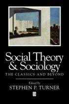Social Theory and Sociology